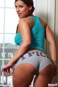 Briana Lee is a Rams Fan 6